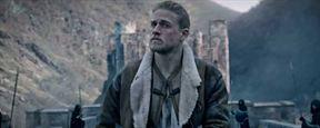 'Rey Arturo: La Leyenda de la Espada': Tráiler en castellano de la película de Charlie Hunnam