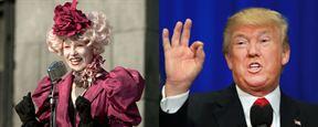 Elizabeth Banks compara a Donald Trump con su personaje de 'Los Juegos del Hambre'