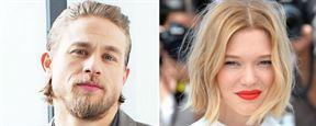 Charlie Hunnam y Léa Seydoux protagonizarán la nueva película 'sci-fi' del director de 'Como locos'