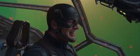 'Capitán América: Civil War': no te pierdas las divertidas tomas falsas