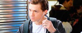 'Spider-Man: Homecoming': Tom Holland se pasea en pijama en las nuevas fotos del rodaje en Nueva York