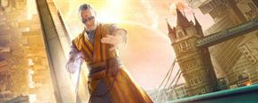 'Doctor Strange (Doctor Extraño)': Aliados y villanos en los nuevos pósters individuales de la película