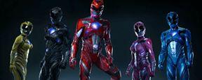 'Power Rangers': Los héroes protagonistas se ponen el traje en este 'motion' póster