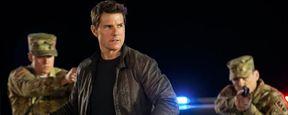 'Jack Reacher: Nunca vuelvas atrás': descubre cómo se implica Tom Cruise en las escenas de acción