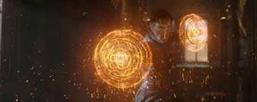 'Doctor Strange (Doctor Extraño)': Benedict Cumberbatch y Mads Mikkelsen desafían a la gravedad en este clip de la película