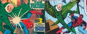 'Spider-Man: Homecoming': El Hombre Araña tendrá alas con forma de teleraña como en el cómic