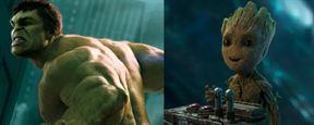 'Vengadores: Infinity War': Vin Diesel está deseando ver a Hulk y Groot juntos en la película