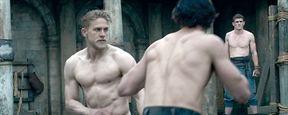 'Rey Arturo: La leyenda de Excalibur': Nuevas imágenes de Charlie Hunnam preparándose para la batalla