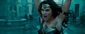 'Wonder Woman': Los fans, enfadados con el supuesto blanqueamiento de las axilas de Gal Gadot