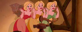 'La Bella y la Bestia': Esta es la historia de Las Bimbettes, las trillizas enamoradas de Gastón en la película
