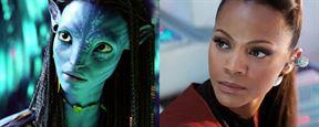 'Avatar': Zoe Saldana nos cuenta en EXCLUSIVA qué le gustaría que ocurriese en las futuras entregas de la saga