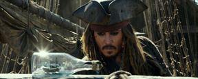 'Piratas del Caribe: La venganza de Salazar': Las 1.000 caras de Johnny Depp