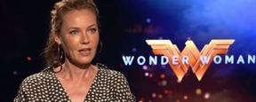 """Connie Nielsen ('Wonder Woman'): """"La guerra hace que Diana se comprometa con la necesidad de pelear por el amor y la justicia"""""""