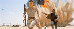 'Star Wars: Los últimos Jedi': Rey y Finn pasarán la mayor parte de la película separados