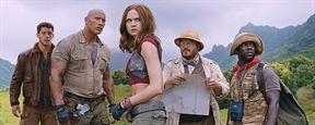 'Jumanji: Bienvenidos a la jungla': Así es como Jack Black se convirtió en una adolescente en la película