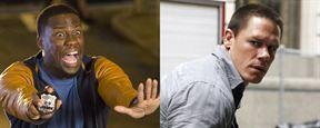 'El coche fantástico': Jon Cena y Kevin Hart, ¿favoritos para protagonizar el 'reboot' cinematográfico?