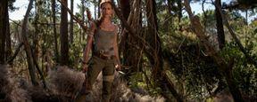 'Tomb Raider': Lara Croft busca a su padre en el primer tráiler de la película