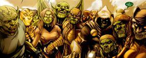 'X-Men: Dark Phoenix': ¿Aparecerán los Skrulls en la película?