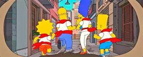 'Los Simpson': Todas las referencias que han hecho a España