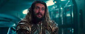 'Liga de la Justicia': Aquaman se sumerge en el agua en la nueva imagen de la película