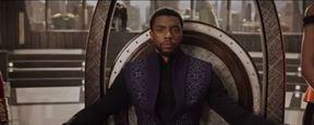 'Black Panther': Más acción en el tráiler internacional de la película