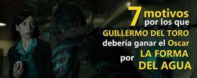 'La forma del agua': 7 motivos por los que Guillermo del Toro debería ganar el Oscar