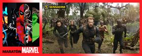 'Vengadores: Infinity War': Comienza nuestro Maratón Vengador sobre Marvel. ¡Prepárate!