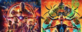 El nuevo póster de 'Vengadores: Infinity War' recuerda a estos otros carteles de Marvel Studios