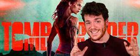 """VIDEOCRÍTICA: """"Tomb Raider' es, probablemente, la mejor película basada en un videojuego"""""""