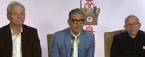 'Isla de Perros': Bryan Cranston, Jeff Goldblum y Bill Murray, entre otros, nos hablan de la nueva película de Wes Anderson