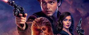 'Han Solo: Una historia de Star Wars': La estética 'noir', protagonista del póster final