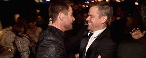 Chris Hemsworth y Ben Affleck pelean por la amistad de Matt Damon en las redes sociales