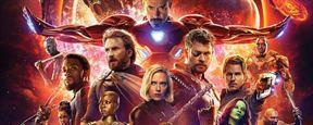 'Vengadores: Infinty War': Así son los protagonistas en la vida real