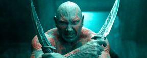 'Vengadores: Infinity War': ¿Qué dos películas de superhéroes ha visto 6 veces en el cine Dave Bautista?