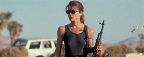 'Terminator 6': Primeras imágenes de Linda Hamilton y Mackenzie Davis en el set de rodaje en España