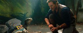 Así es como el equipo de 'Jurassic World 2' soñó con hacer 'motion-capture' con unas gallinas