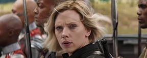Se busca doble de culo de Scarlett Johansson para 'Vengadores 4'
