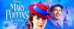 Hay nuevo póster de 'El regreso de Mary Poppins' y ya ha pasado lo que todos esperábamos