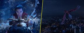 Las sorpresas del primer 'teaser tráiler' de 'Aladdin' en acción real