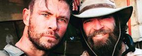 Chris Hemsworth ya está rodando su próxima película a las órdenes del doble de Chris Evans en 'Vengadores'