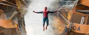Spider-Man y Mysterio, amigos en 'Spider-Man: Lejos de casa' gracias a Mysterio