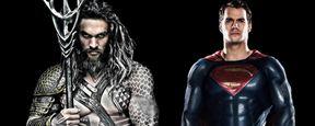 'Aquaman': Jason Momoa afirma que Henry Cavill no quiere dejar atrás a Superman
