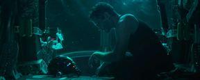 'Vengadores 4: Endgame': ¿Y si estos personajes de 'Guardianes de la Galaxia Vol. 2' rescatan a Tony Stark?