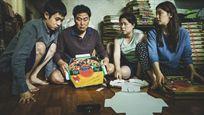 Bong Joon Ho, Ken Loach, Oliver Laxe, Wang Xiaoshuai y Kantemir Balagov, en Perlak del Festival de San Sebastián