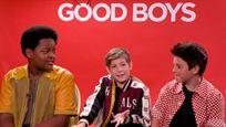 """Brady Noon ('Chicos Buenos'): """"Hicimos todas nuestras escenas de acción, excepto cuando Keith vuela por los aires"""""""