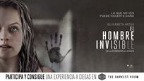 'El hombre invisible': ¡Sorteamos una experiencia en el 'escape room' a ciegas The Darkest Room!