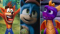 ¿Fomentará el éxito de 'Sonic. La película' adaptaciones de 'Spyro' y 'Crash Bandicoot'?