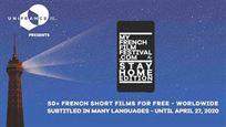 El My French Film Festival pone en marcha 'Stay Home', una edición especial para ayudar a facilitar la cuarentena