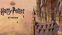 J.K. Rowling lanza la plataforma 'Harry Potter at Home' para hacer más llevadera la cuarentena