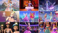 El top 20 de películas de Barbie, ordenado de peor a mejor